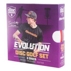 DM-Evolution-Disc-Set