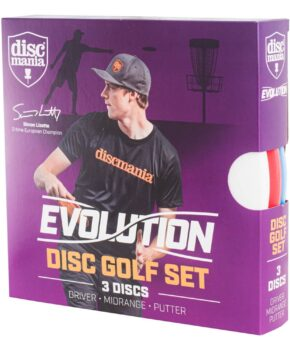 Discgolf Evolution Geoline Beginner Set