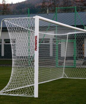 Jalgpalliväravad 7,32x2,44m alumiinium