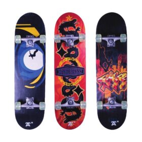 character-skateboarding