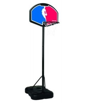 Korvpallikonstruktsioon Spalding NBA Logoman Jr