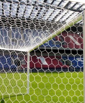 Jalgpalli v.võrk 5x2,5x0,8x1,5m, 3mm