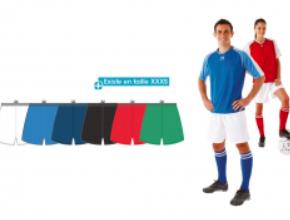 Jalgpalli lühikesed püksid