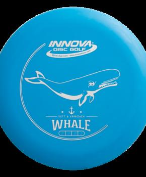 Discgolfi ketas Innova DX Whale roosa