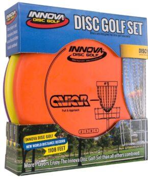 Discgolf Innova DX Beginner Set