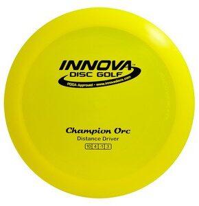 Discgolfi ketas Innova Champion Orc
